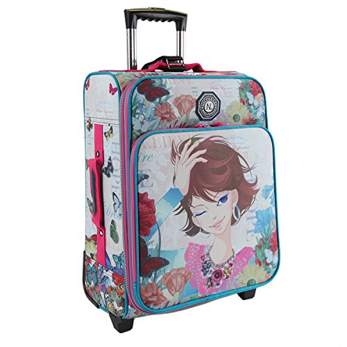 nicole-lee-20-inch-crickled-nylon-carry-on-xochil-one-size