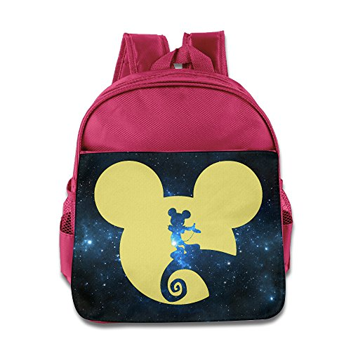 Mickey Halloween Kids Backpack School Bag For Boys/girls -