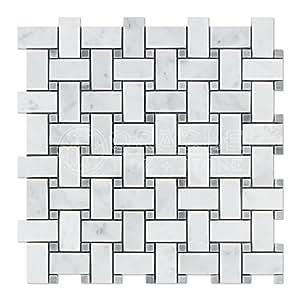 Amazon.com: Blanco de Carrara italiano (Bianco Carrara ...