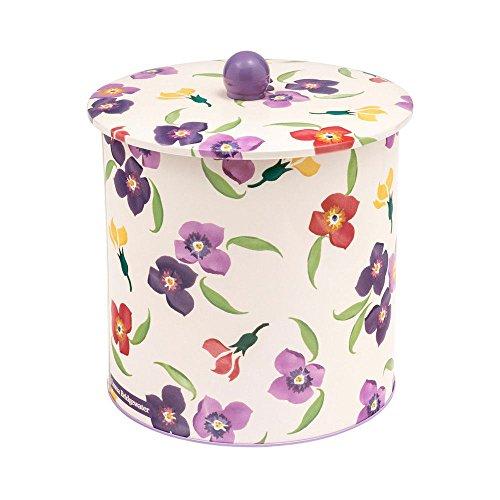 Emma Bridgewater Cookie Jar Tin in Wallflower Design - ()
