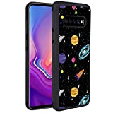 Samsung Galaxy S10 Case Space Universe Phone Cover Hard PC Back Flexible TPU Bumper Protective Case