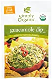Simply Organic Guacamole Mix - 0.8 OZ