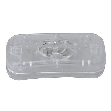 BQLZR - Interruptor de encendido/apagado de plástico transparente ...