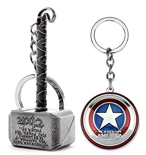 Amazon.com: Inestimable Collection Avengers Thor Captain ...