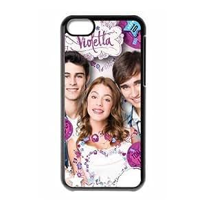 Disney Violella K8G2Dm iPod Touch 6 Caso Funda Negro Y6Q5CI Teléfono Funda Caso genérico para las mu