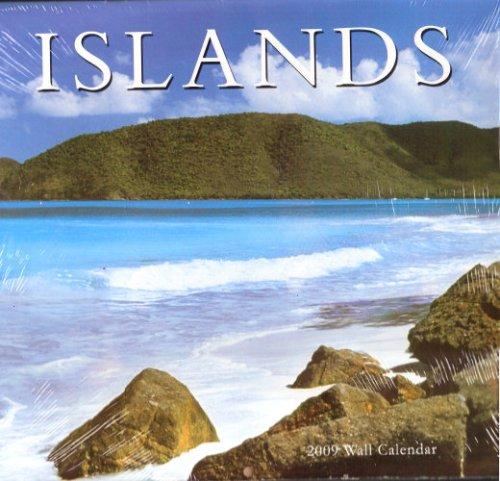 2009 Year Calendar Wall (Islands 2009 Wall Calendar)