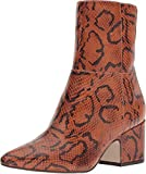 Matisse Women's at Ease Rust Snake Leather 6 M US