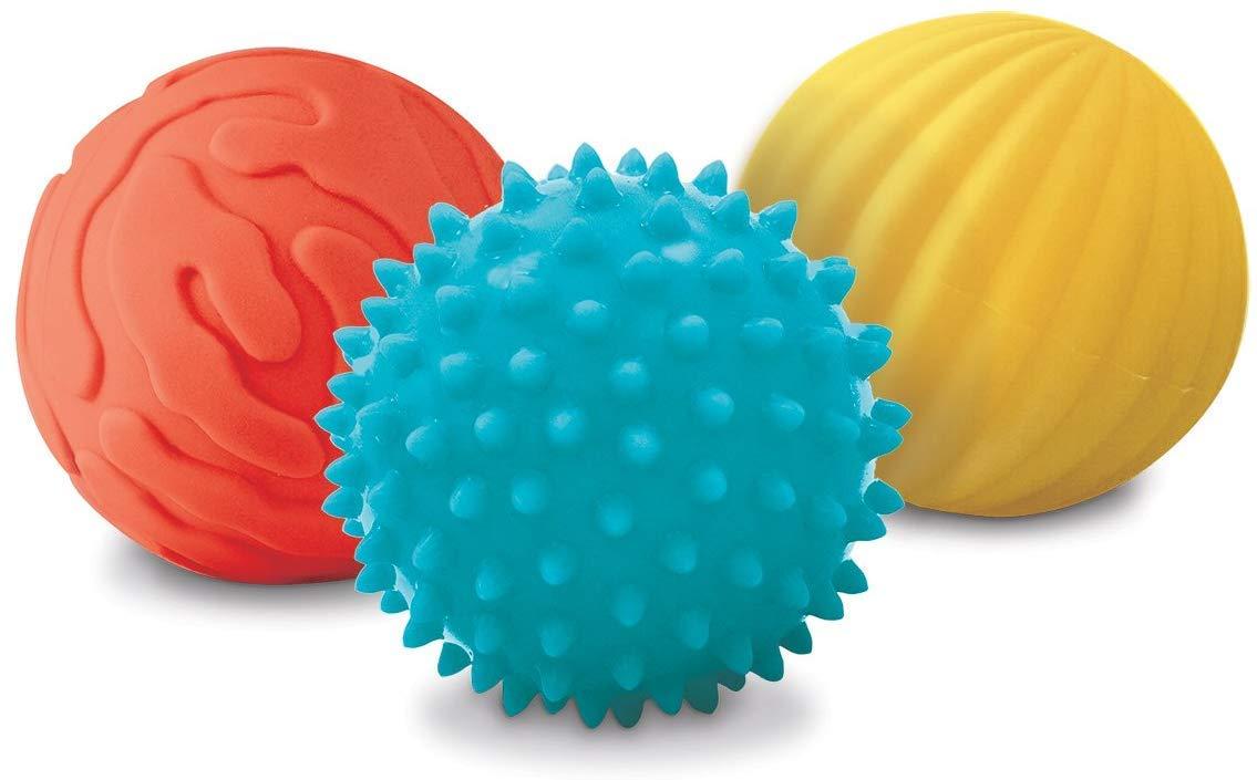 Ludi 30008 - 3 pelotas sensoriales: Amazon.es: Bebé