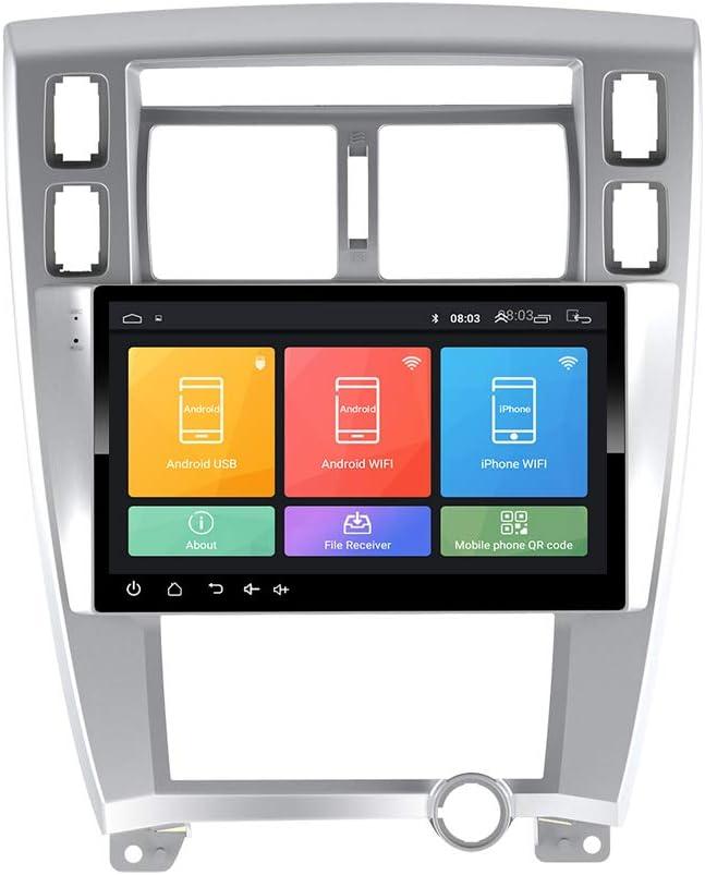Android 10 Autoradio Autonavigation Steuergerät Stereo Multimedia Player Geographisches Positionierungs System Radio Ips 2 5 D Touchscreen