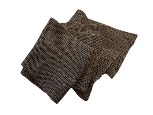 Virgin Wool Scarf - 9