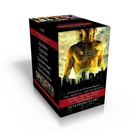 mortal instruments series set hardcover buyer's guide
