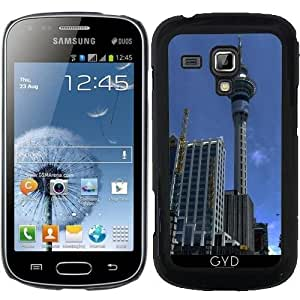 Funda para Samsung Galaxy Trend S7560 - Sky Tower, Auckland by Cadellin