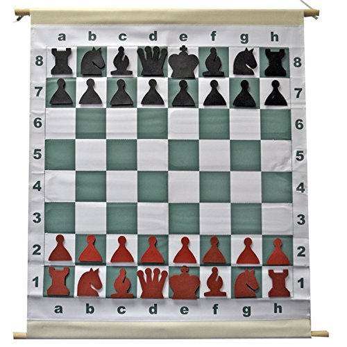 Wholesale Chess Magnetic Chess Demo Board ()