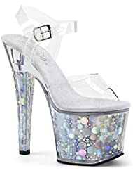 PLEASER womens RADIANT-708BHG/C/S Sandals