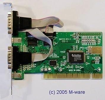NM9835CV NETMOS DRIVER FOR WINDOWS 7