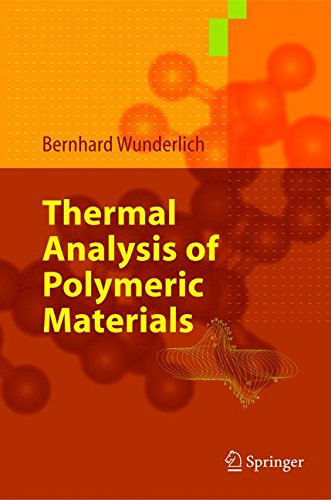thermal analysis of polymers - 3