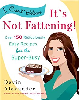 Cant Believe Its Not Fattening ebook product image
