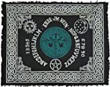 Fortune Telling Toys Ouija Board Talking Spirit Board Tree of Life Altar Cloth 24'' x 30''