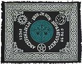 Fortune Telling Toys Ouija Board Talking Spirit Board Tree of Life Altar Cloth 24'' x 30''