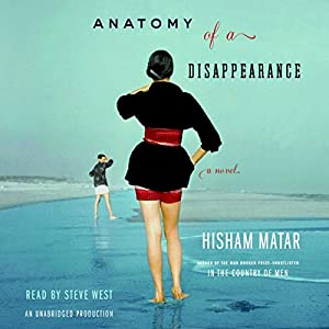 Anatomy of a Disappearance Audiobook