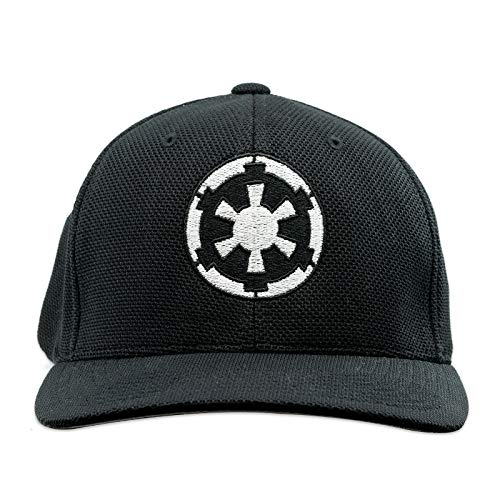 Imperial Galactic Empire Flexfit Adult Cool & Dry Piqué Mesh Cap Hat - ()