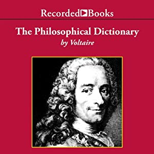 Philosophical Dictionary Audiobook