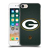 Official NFL Football Green Bay Packers Logo Hard Back Case for iPhone 7 / iPhone 8