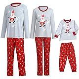 Matching Family Pajamas PJS Sets Christmas Sleepwear Snowflake Santa Homewear Nightwear Kids Boys Girl Pajama Set Outfit