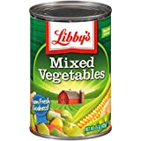 Libby's Mixed Vegetables, 15-Ounce Cans (Pack of 12)