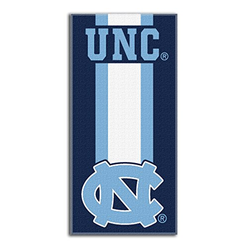 - Northwest NCAA North Carolina Tar Heels  Beach Towel,  30 x 60-inch