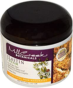 Mill Creek Elastin Cream 4 oz 113 g