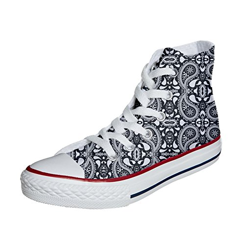Paisley Producto Artesano Ethnic Personalizados Zapatos Star Converse All Customized Unisex nBgRxzqA