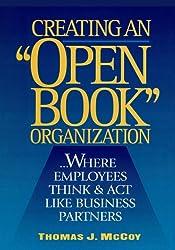 Creating an Open-Book Organization