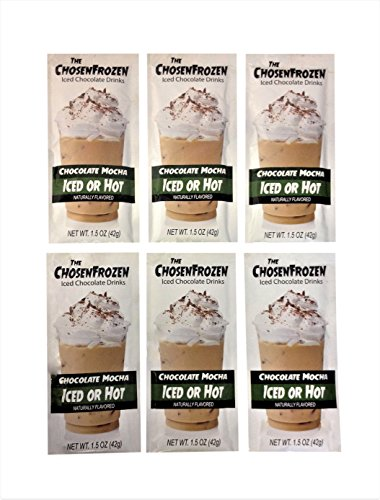 - McSteven's - The Chosen Frozen Chocolate Drink Mix (Pack of 6) (Chocolate Mocha)