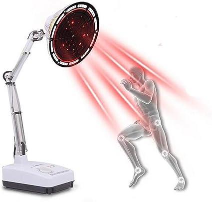 Lampe de thérapie de chauffage par lumière infrarouge de bureau réglable 100W