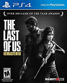 The Last Of Us Remastered - PS4 [Digital Code]