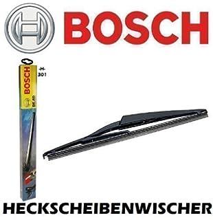 BOSCH H 330 HECK 330 Limpiaparabrisas Trasero Escobilla Limpiadora 2mmService