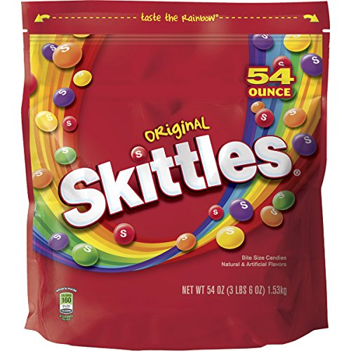 Skittles Original Candy, 54 ounce bag