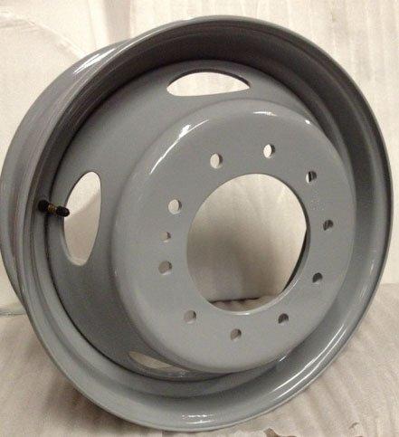 19.5 10 Lug Ford F450 F550 Dual Dually Steel Wheel Rim