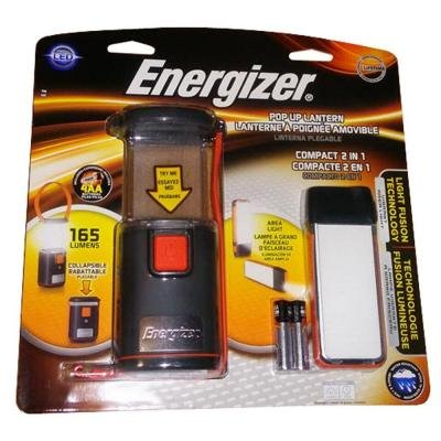 Energizer Fusion Lantern Compact Flashlight
