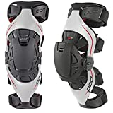 POD Unisex-Adult K4 Knee Brace (Gray/Red, Medium/Large)