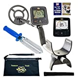 Whites Treasuremaster Metal Detector Diggers Special with Digging Trowel & Apron