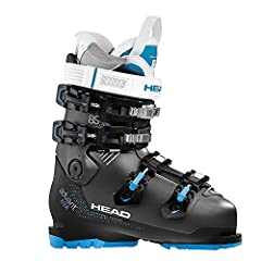 Head Advant Edge 85 Ski Boot Womens Black 24.5 Customization comfort and ease of use define the easy entry allride Advant Edge 85 W providing comfortable allday performance to experienced skiers. It features our revolutionary Advant Edge desi...