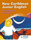 img - for New Caribbean Junior English Book 4 (Ginn Geography) book / textbook / text book