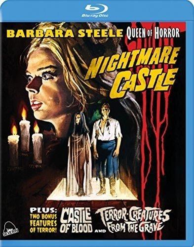 Nightmare Castle [Blu-ray] -