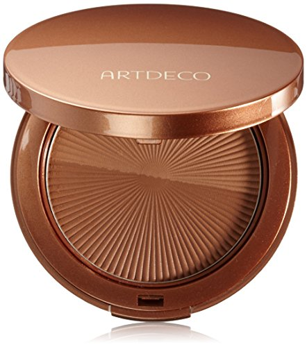 Artdeco Make-Up femme/woman, Bronzing Powder Compact SPF10 Nummer 3 Brazilian summer (8g), 1er Pack (1 x 8 g)