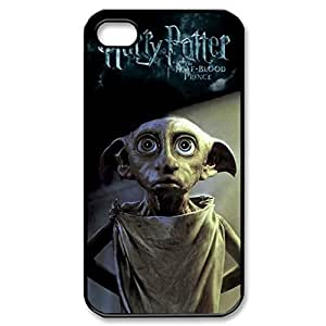 SUUER Lovely ELF Dobby in Harry Potter Personalized Custom Plastic Hard CASE for iPhone 5 5s Durable Case Cover