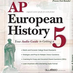 AP European History 2009 Audiobook
