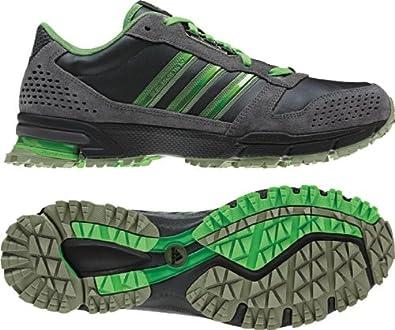 Outstanding Black White Running Shoes Men's Adidas Marathon