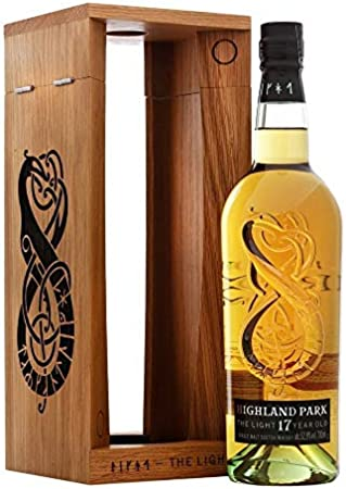 Highland Park - The Light - 17 year old Whisky